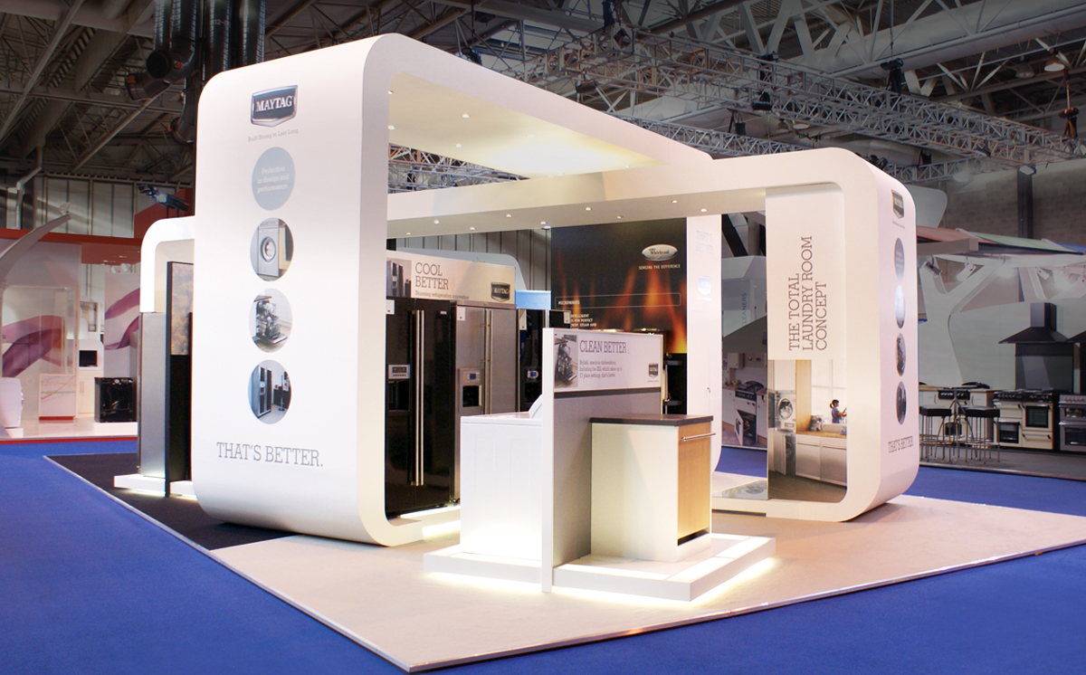 Exhibition Stand Design Northamptonshire : How to get ready for a trade fair the trent